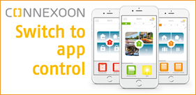 Switch to app control